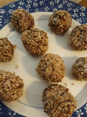 Ebergy balls