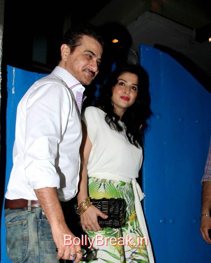 Sanjay Kapoor, Maheep Kapoor, Celebs At Deepika Padukone's Piku Grand Success Bash Photo Gallery