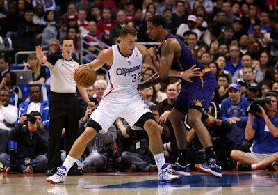 Phoenix Suns vs Los Angeles Clippers