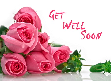 Romantic Get Well Soon Images for Girlfriend, Boyfriend