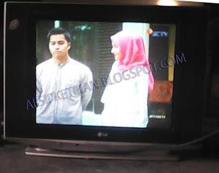 TV LG 21FU4RD-T3 TIDAK BISA MENANGKAP SIARAN
