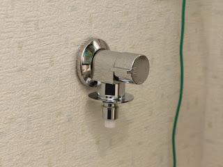 LIXIL INAX LF-WJ50KQ 緊急止水弁付洗濯機用単水栓 組付け
