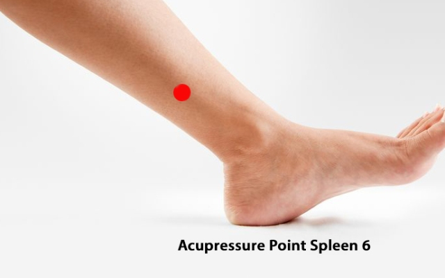 accupressure points for better health