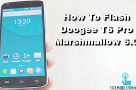 Guide To Flash Doogee X20 Nougat 7 0 Stock Rom Via SP Flashtool