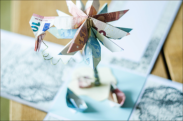 Geldgeschenk Hochzeit Reise