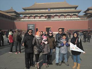 Paket Tour Muslim Beijing Shanghai 2017