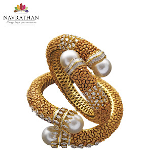 Navrathan Jewellers launches an exclusive ensemble of Bangle and Cuff