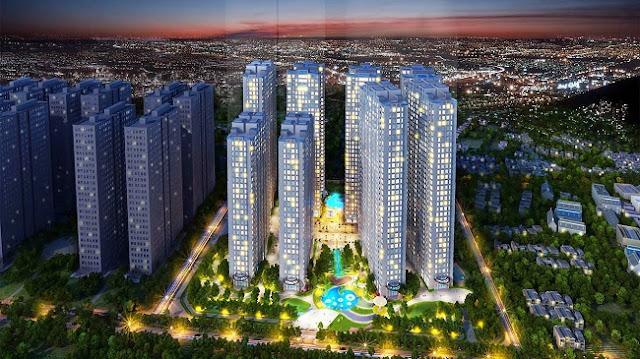 Dự án chung cư VinCity Đan Phượng
