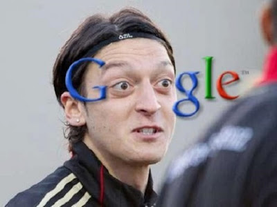 Google Mesut Özil