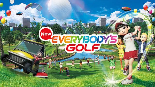 رسميا تحديد موعد إصدار لعبة Everybody's Golf على جهاز PS4