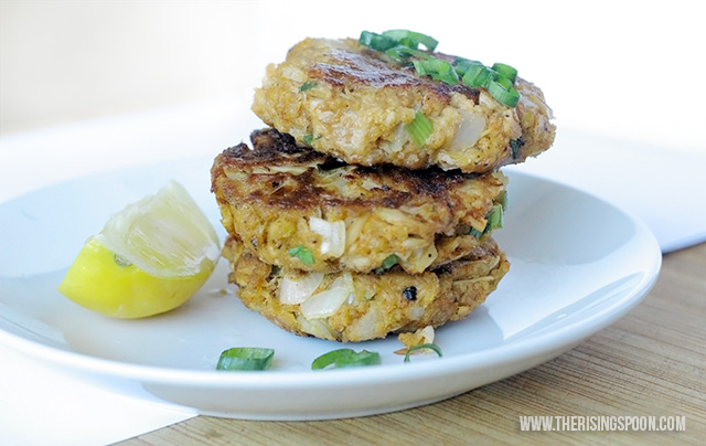 The Best Tuna Patties