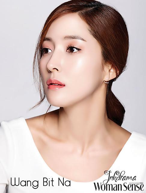 Wang Bit Na sebagai Eun Kyung Hye  ( Doll's House )