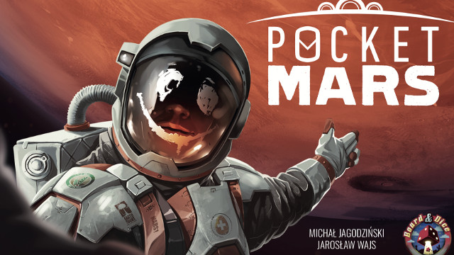 Pocket Mars board game Review