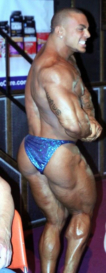 Resultado de imagem para tristen escolastico bodybuilder
