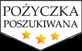 Pożyczka poszukiwana logo