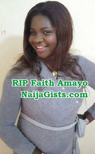 faith amayo