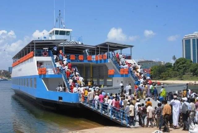 Wizara ya Uchukuzi Yaomba Radhi Kuharibika Kivuko cha MV Magogoni