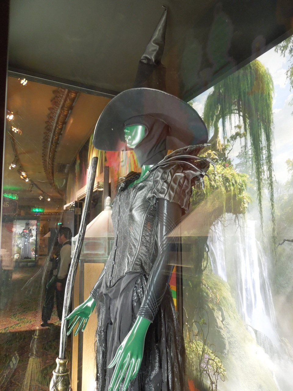 Hollywood Movie Costumes and Props: Wicked Witch costume worn by ...