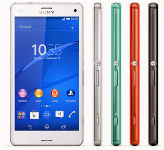 Gambar Sony Xperia Z3 Compact D5803