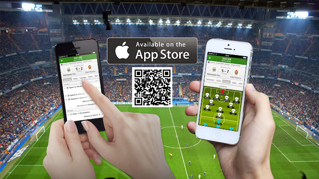 download aplikasi flashscore IOS barcode