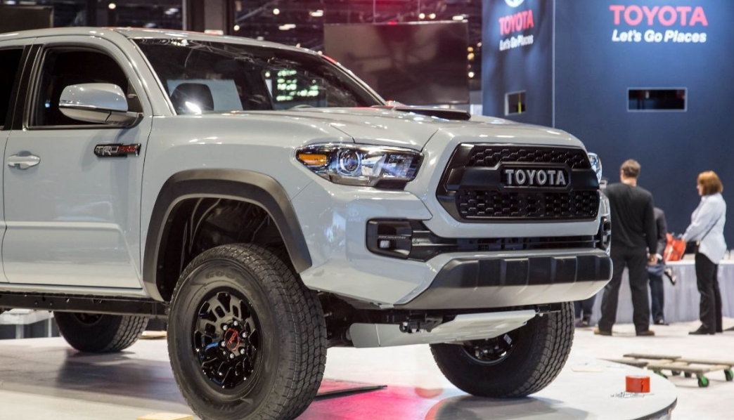 2018 Toyota Tacoma Sel Trd Pro Changes Redesign Release Date And Color