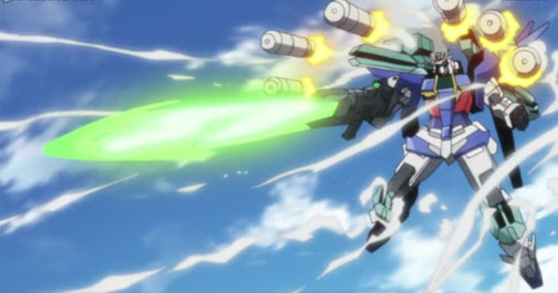 Gundam Build Divers Episode 23 Subtitle Indonesia