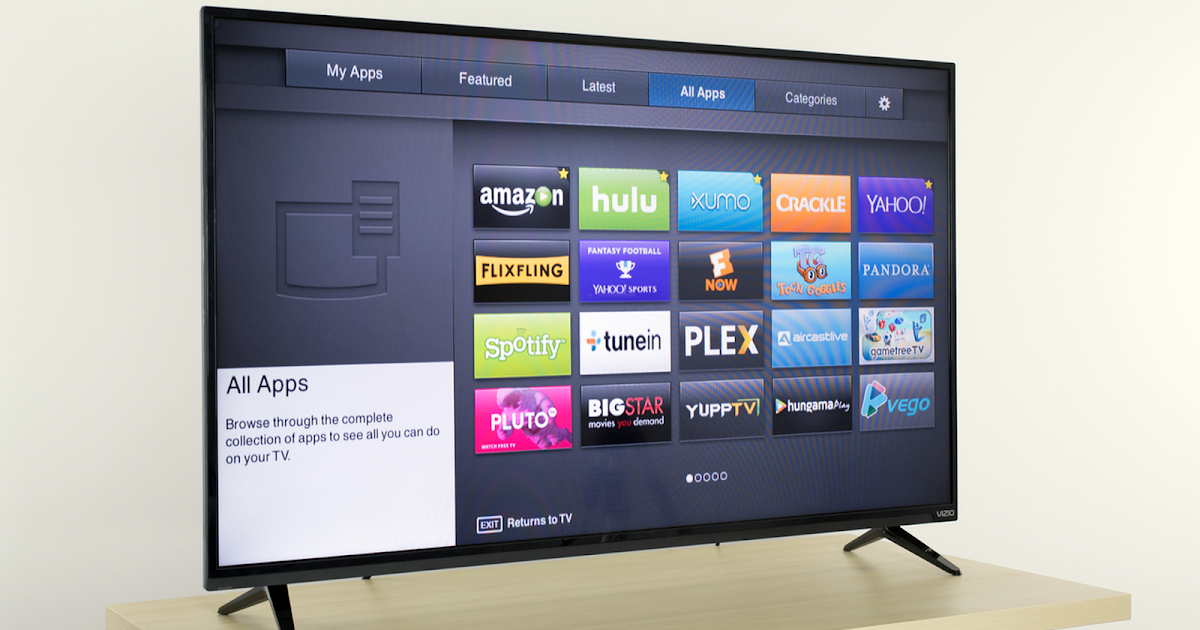 how to connect computer to vizio smart tv wirelessly