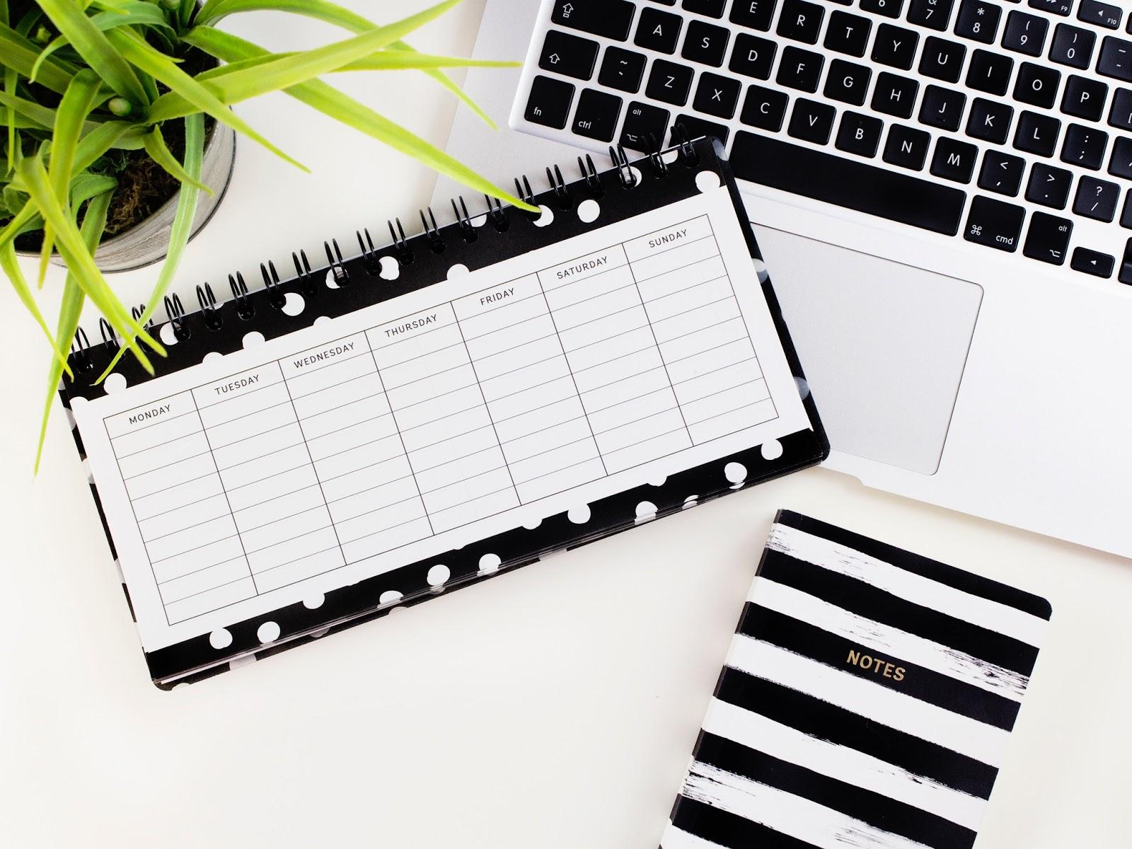 Easy ways to break your work week