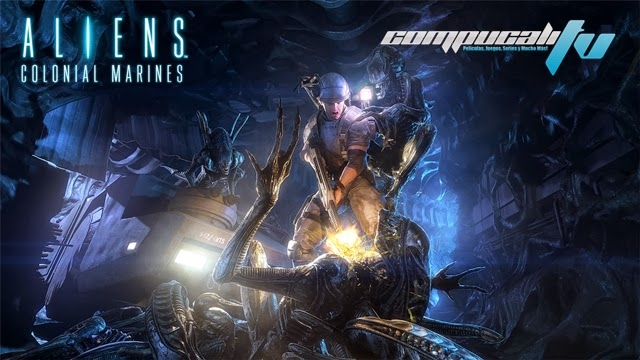 Aliens Colonial Marines Limited Edition PC Full Español