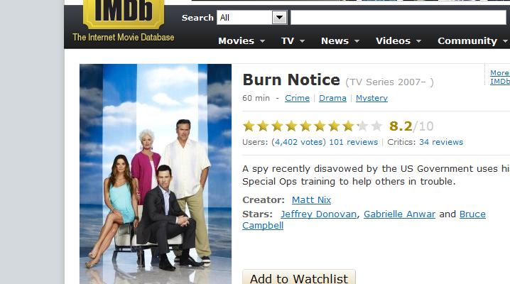 Ettv Burn Notice S06