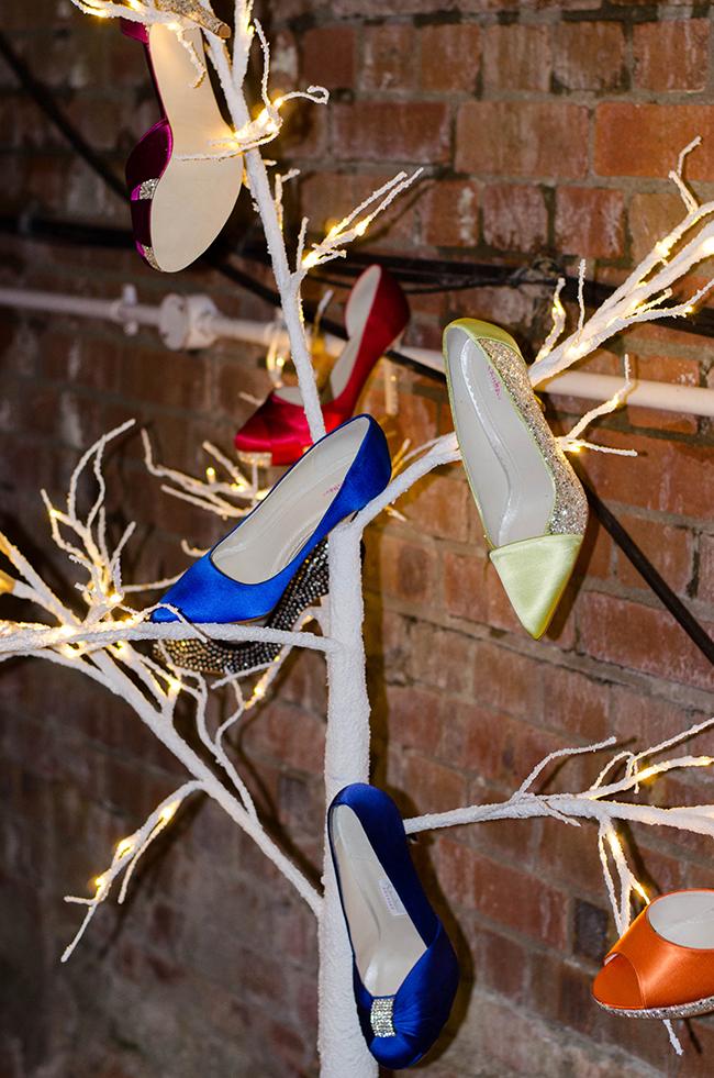 Bespoke Wedding Shoes Ravenshead