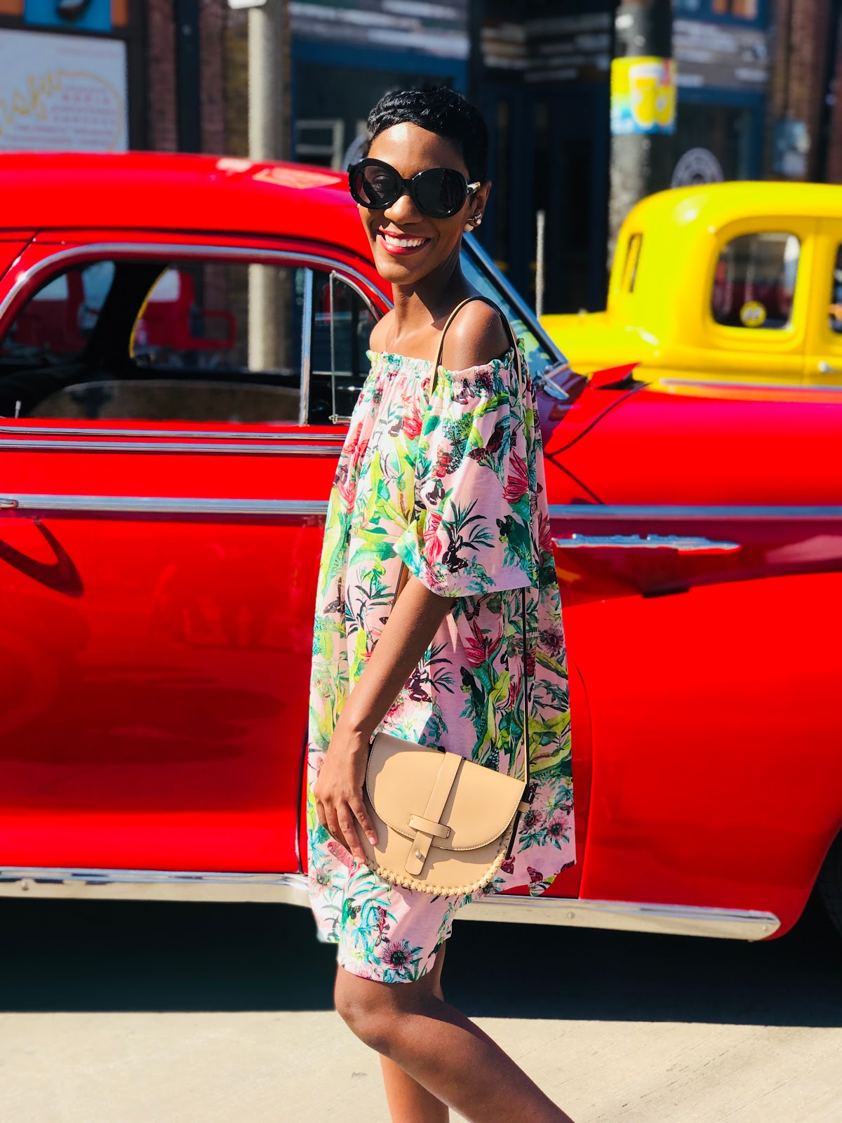 Happy Diaries: Weekend Car Shows + Spending Time With Family + A Fresh New Attitude!