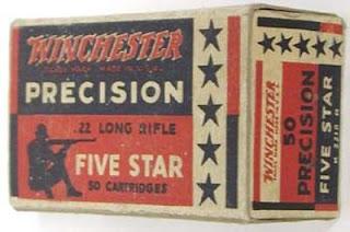 Winchester 5 Star Box