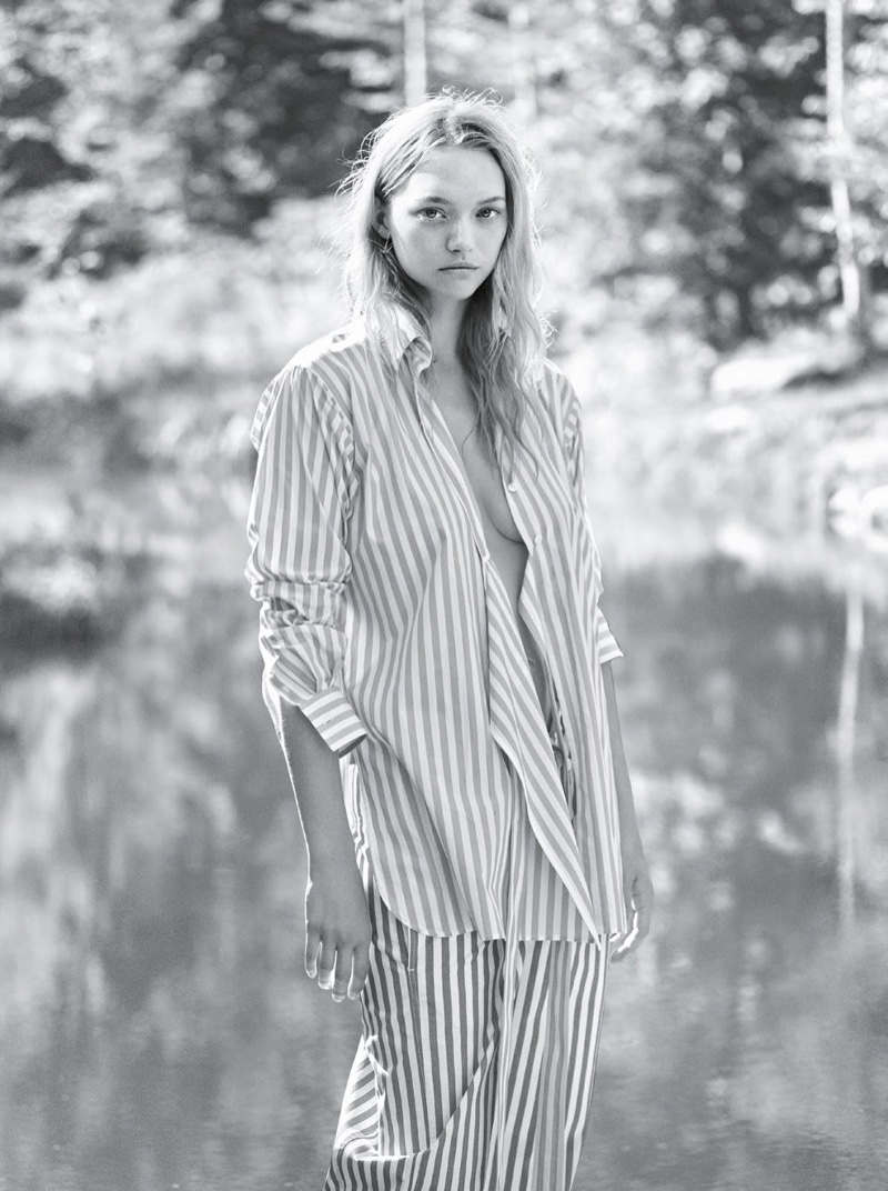 Gemma Ward on Model Mentoring, Image & Her Career