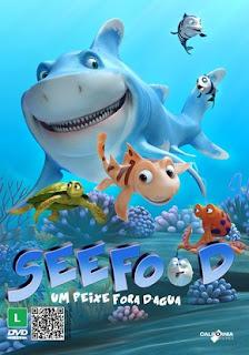 Seefood – Um Peixe Fora D'agua – Dublado