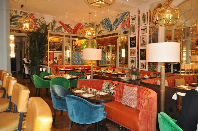 Foodie Friday - Brunch at the Ivy, Brighton, photo by modernbricabrac