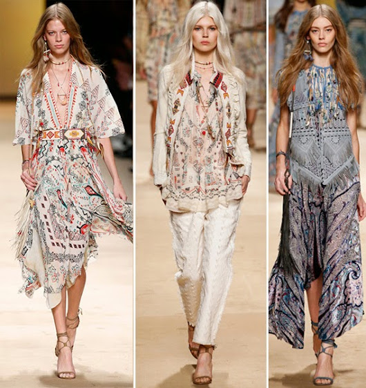 Complementos SS15: collares hippy-chic