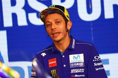 Valentino Rossi menilai rider Asia mempunyai skill dan potensi yang bagus
