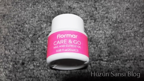 Flormar Care Go Cuticle Oil