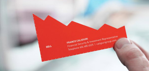 cartao visita criativo contabilidade 2 - 13 Cartões de Visita extremamente criativos
