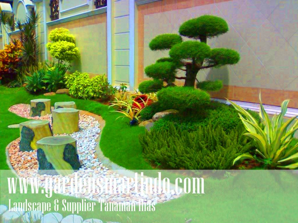 Jasa Tukang Taman Demak Gardensmartindo Landscape Tukang Taman