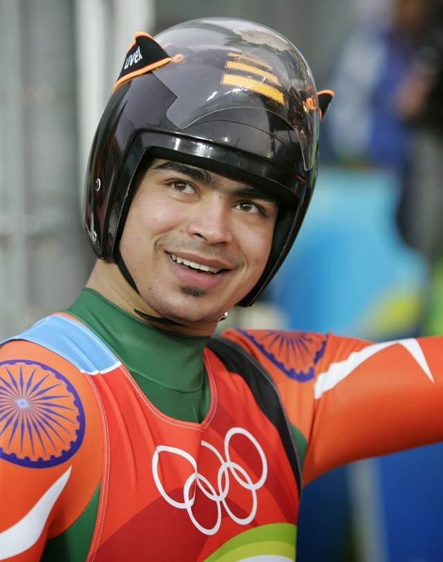 NAMC Montessori values olympic spirit luge shiva keshavan