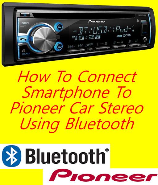 how to use bluetooth on pioneer car stereo headunit cd player how to install car audio systems. Black Bedroom Furniture Sets. Home Design Ideas