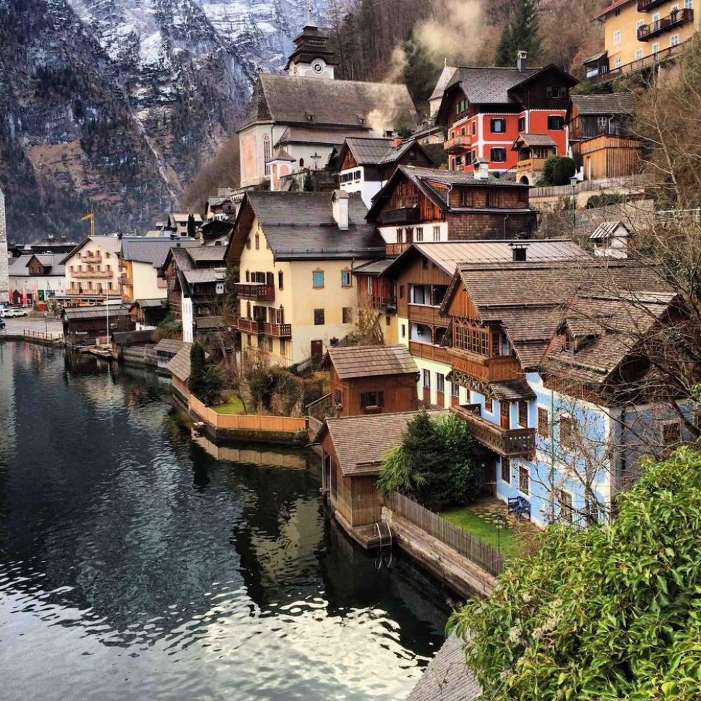 15 маленьких городов в существование которых сложно поверить