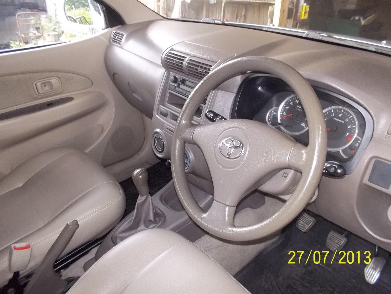 Harga Grand New Avanza Tahun 2016 Toyota Yaris Trd Sportivo Pantip S 2007 Car Interior Design