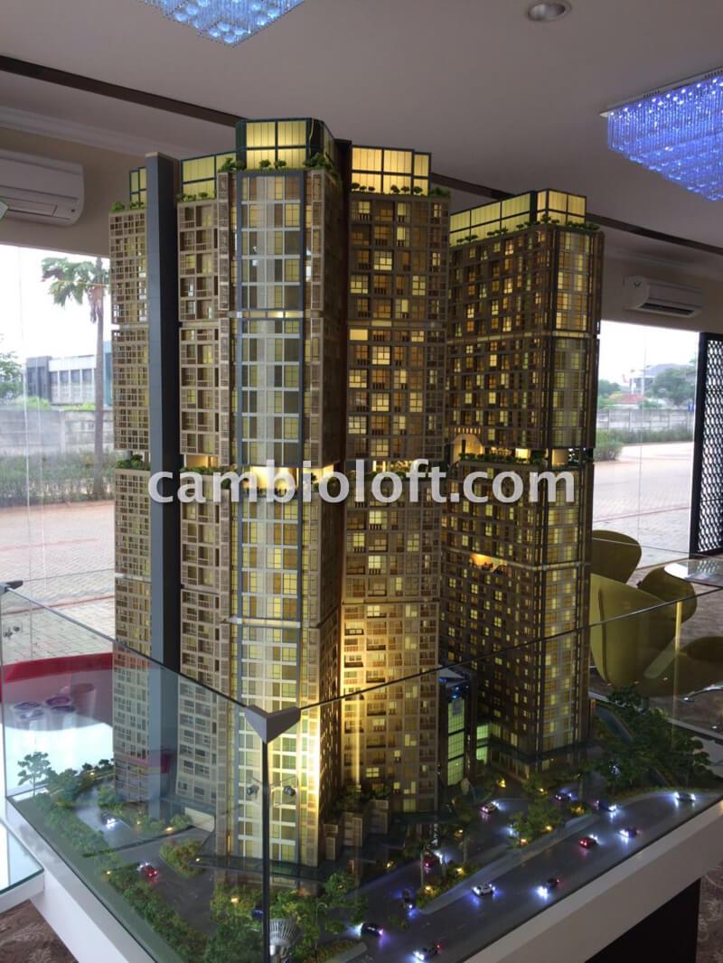 Apartemen Cambio Lofts Alam Sutera