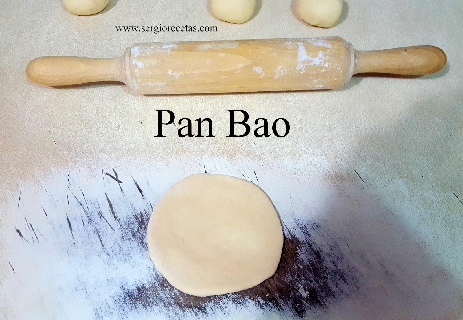Como hacer Pan Bao sin morir en el intento