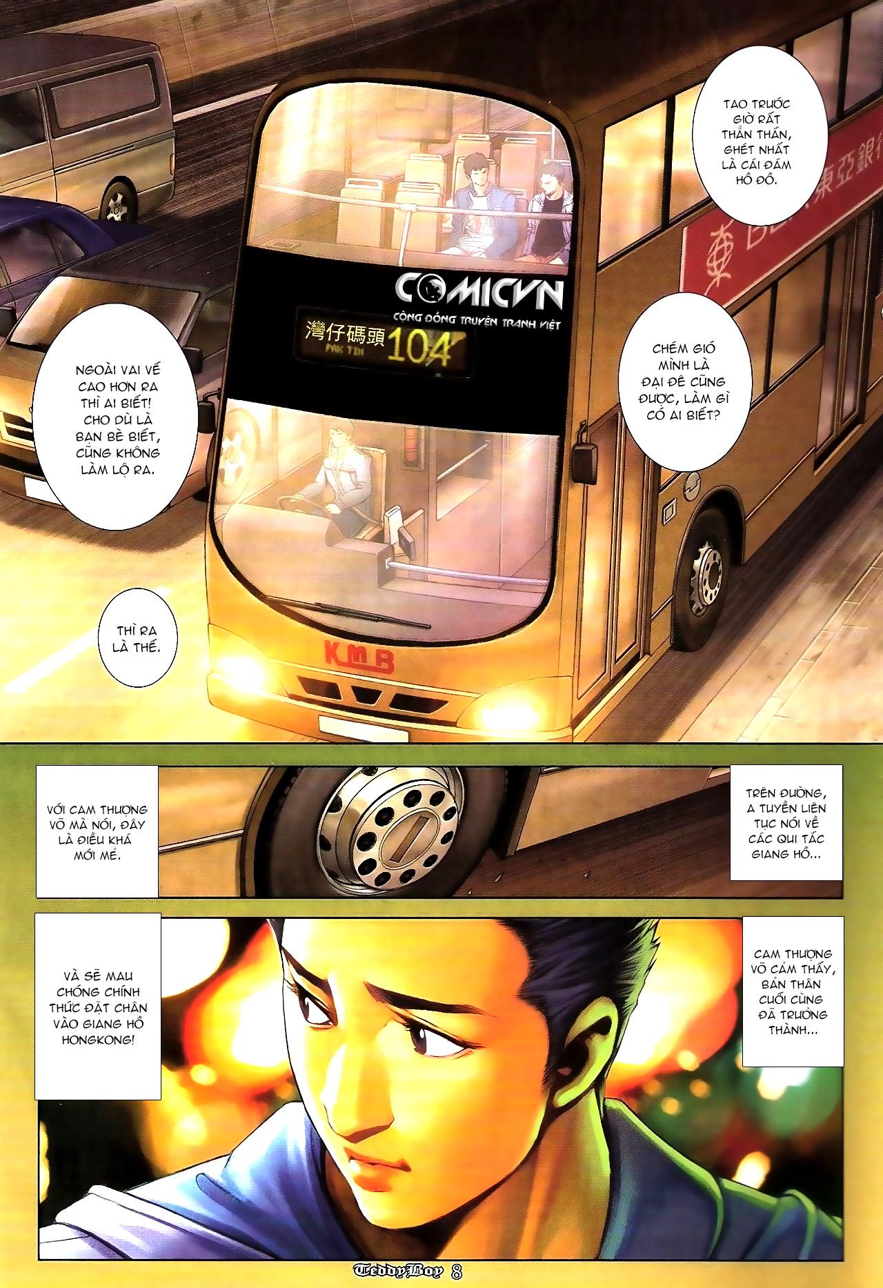 Người Trong Giang Hồ - Chapter 1286: Tứ Cửu lên Đại Đê - Pic 6