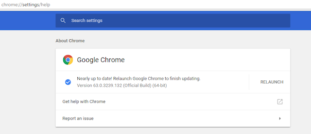 Chrome (Windows/Macintosh)