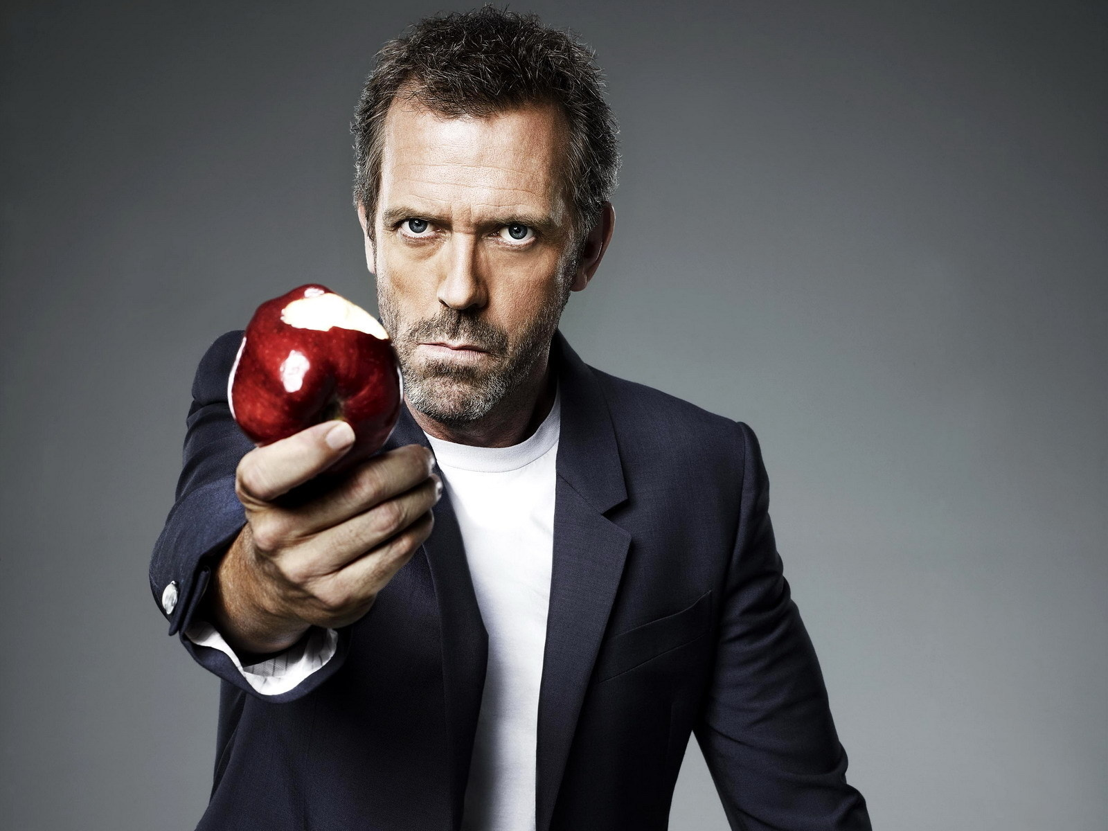 Hugh Laurie interpretó al doctor Gregory House en 'House M.D'